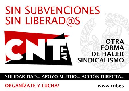 Comunicado público de la Sección Sindical de CNT-OpenCor