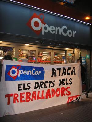 Nuevo número del portavoz de la Sección Sindical de CNT en Opencor:¡En Pie! nº3 (actualizado)