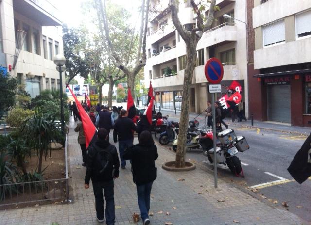 Vaga General 14N: La lluita és al carrer