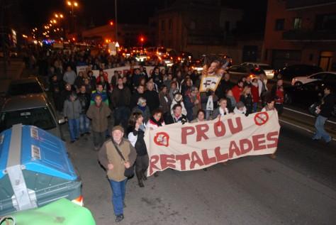 Nova mobilització a l'Hospital Taulí contra les retallades en sanitat