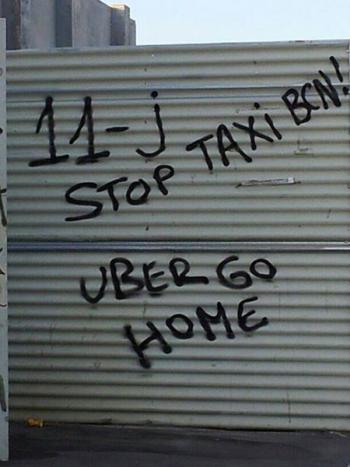 [Actualizado] Los taxis de Barcelona van a la huelga el 11 de Junio
