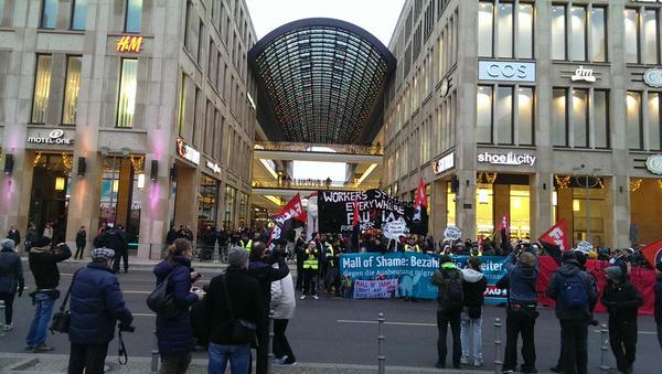 [FAU-Berlín] El centro comercial de la vergüenza