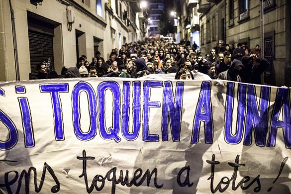 Comunicat de la CNT Sabadell davant les detencions del 16D