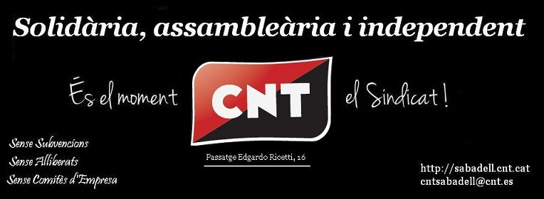 CNT Sabadell