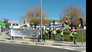 Finaliza el conflicto sindical con Pino Componentes S.L.